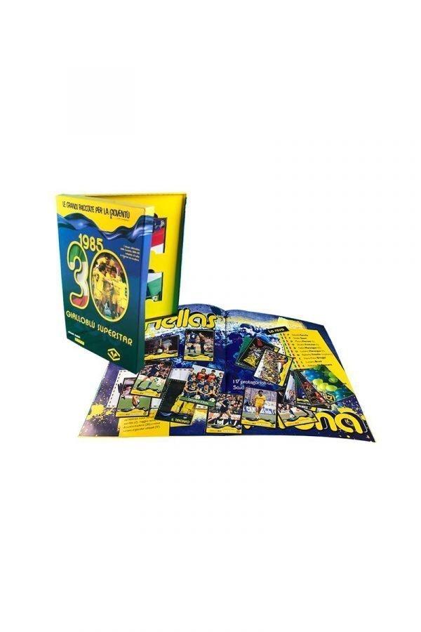 Album gialloblu superstar
