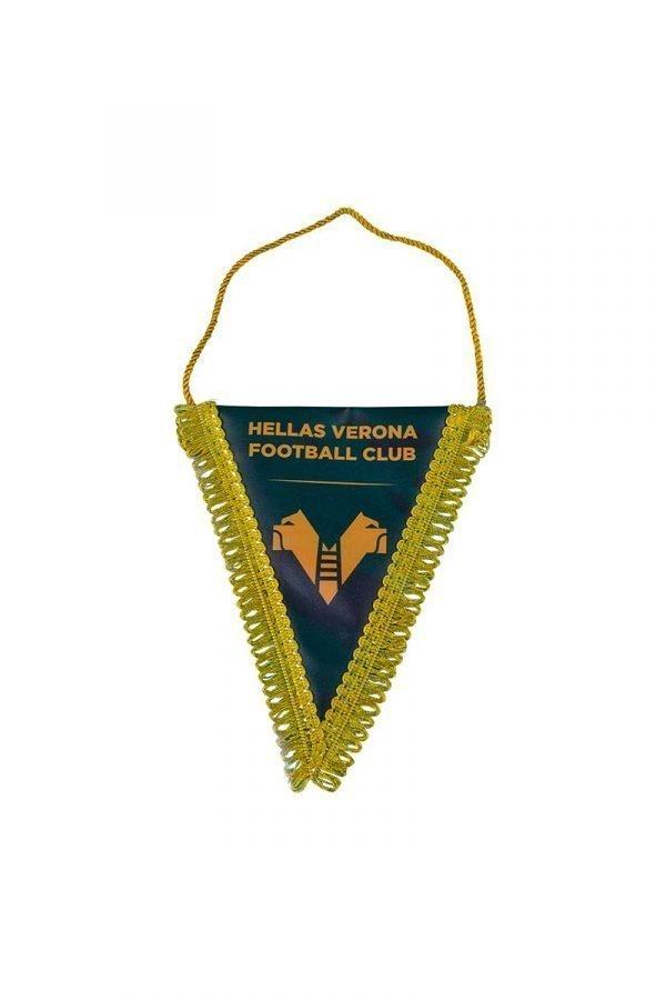 Gagliardetto piccolo Triangolare Hellas Verona