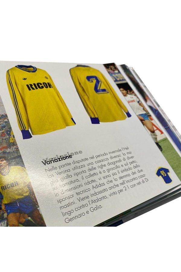 libro storia la maglia gialloblu