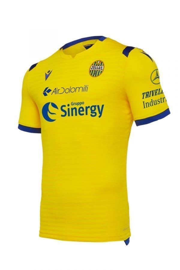 maglia gara away hellas verona 2019-20