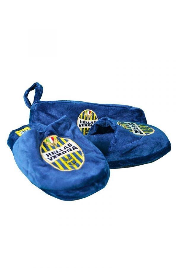Pantofole in pile Hellas Verona