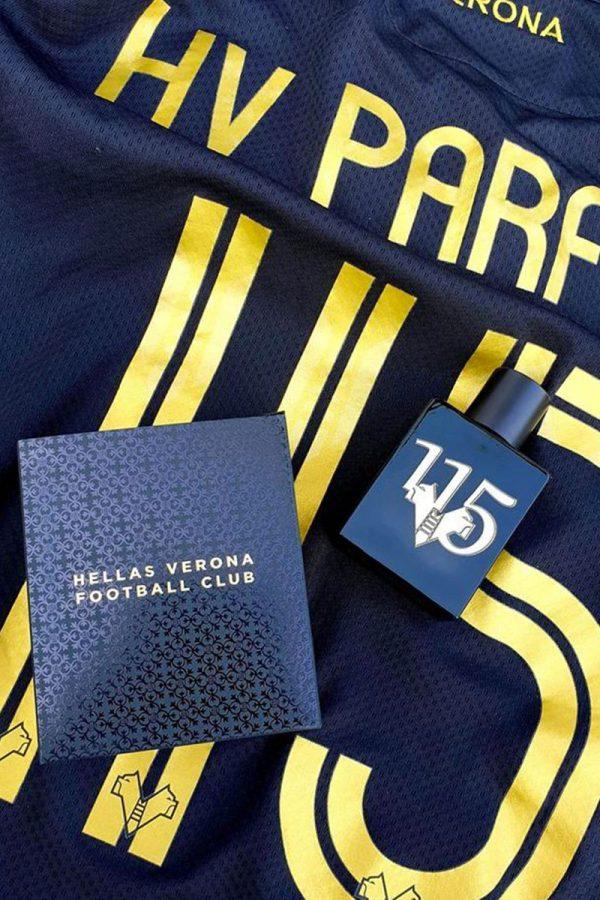 Profumo edizione limitata Hellas Verona