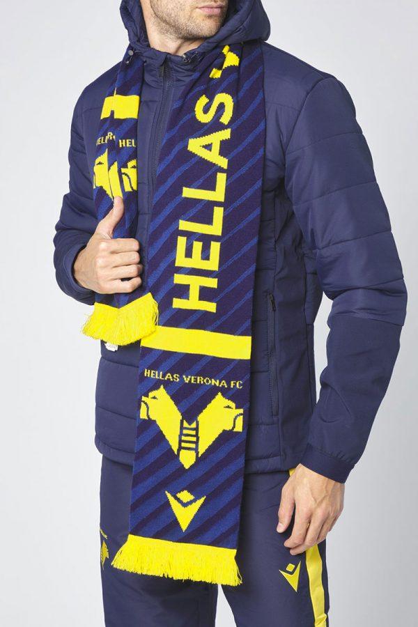 sciarpa ufficiale 2020 2021 hellas verona