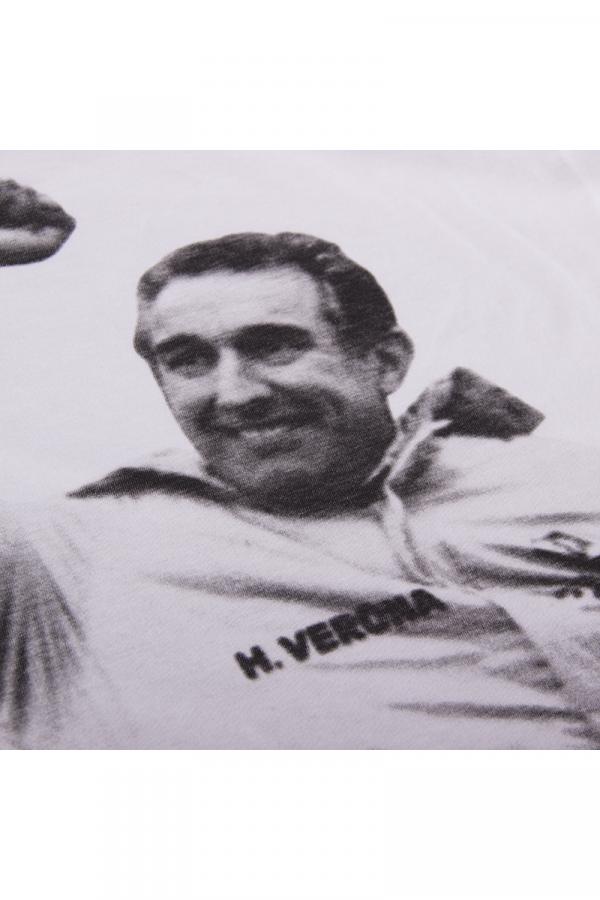 t-shirt heritage Bagnoli 84-85 Hellas verona