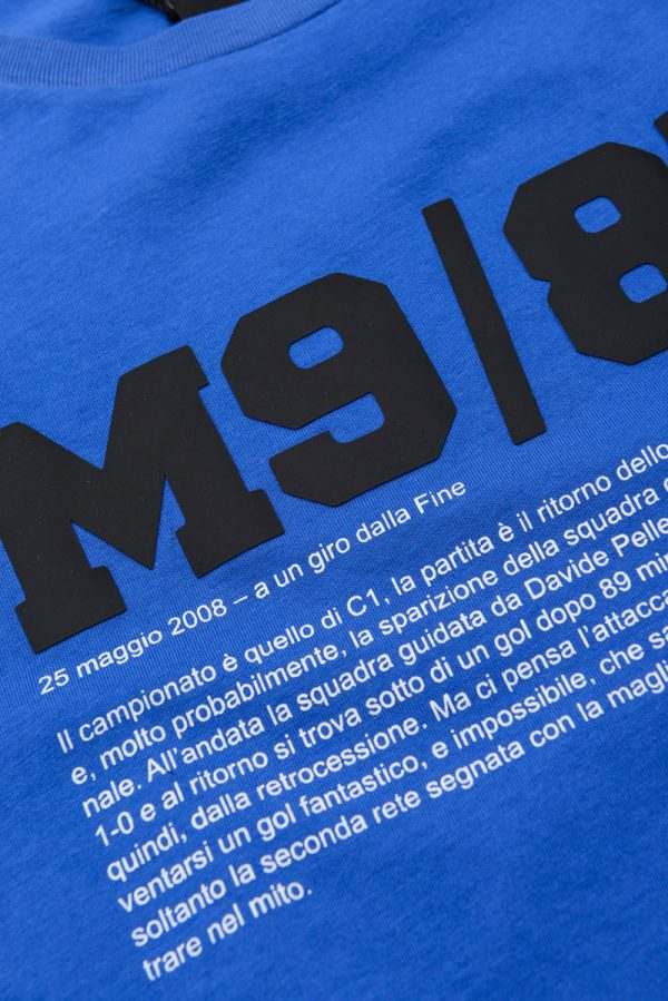 tshirt m9-85 un giro dalla fine hellas verona