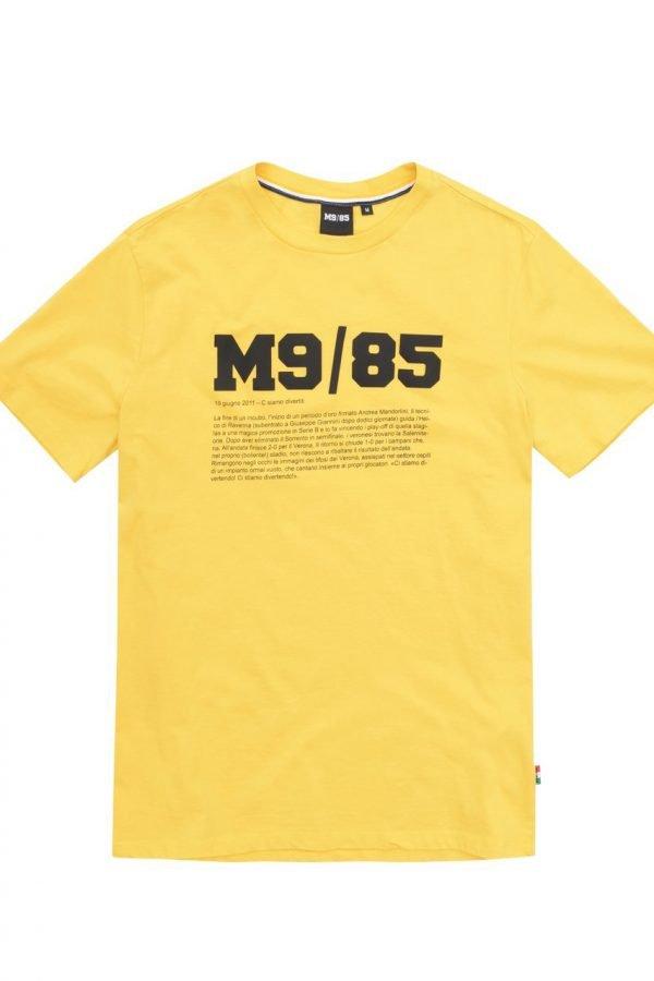 tshirt m9-85 ci siamo divertiti hellas verona