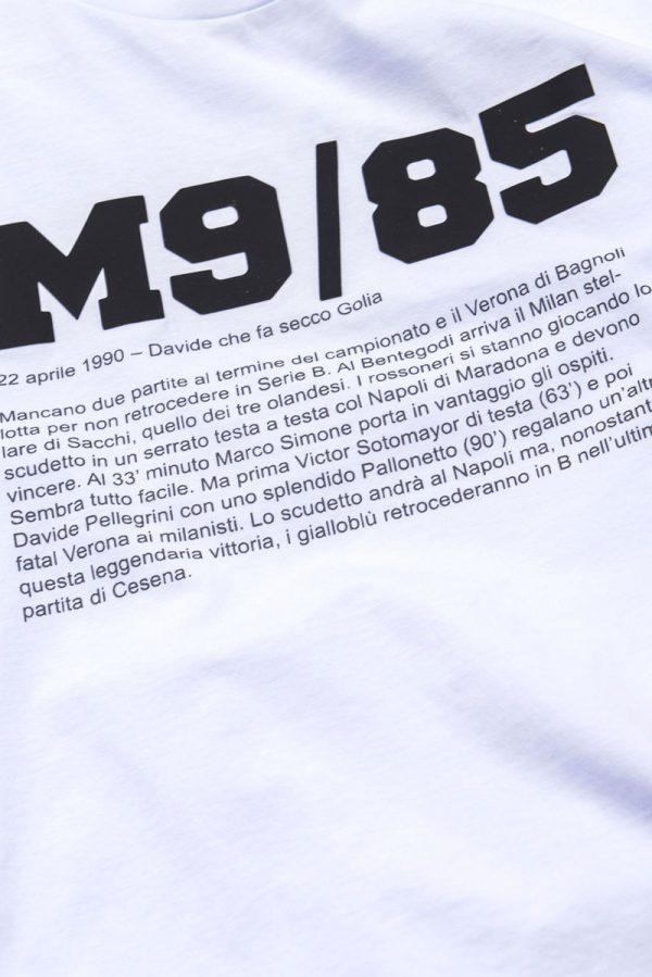 tshirt m9-85 davide e golia hellas verona