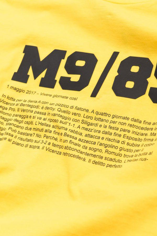 tshirt m9-85 giornate così hellas verona