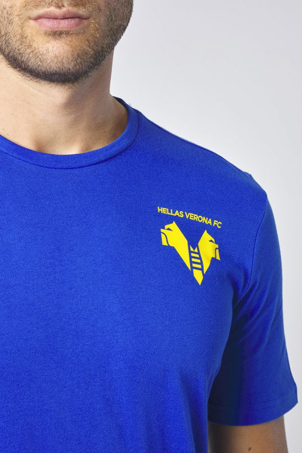 t-shirt tempo libero hellas verona 20-21