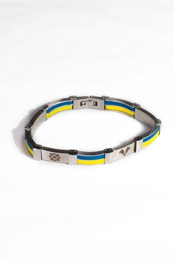 Bracciale composable Hellas Verona Gialloblu